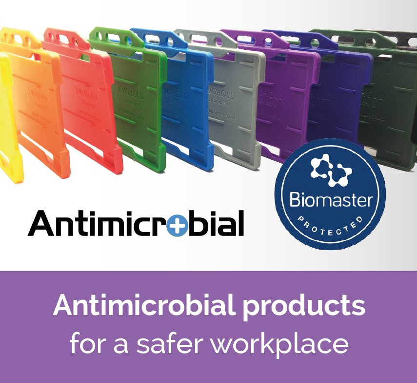 Antimicrobial products for the workplace